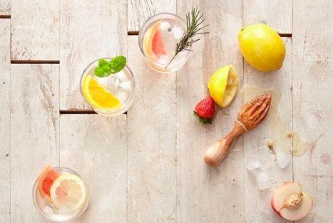有了清新的鮮果氣泡飲,夏天也變得甜美可人了!