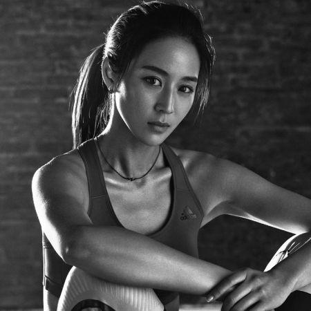 adidas女子訓練系列代言人張鈞甯