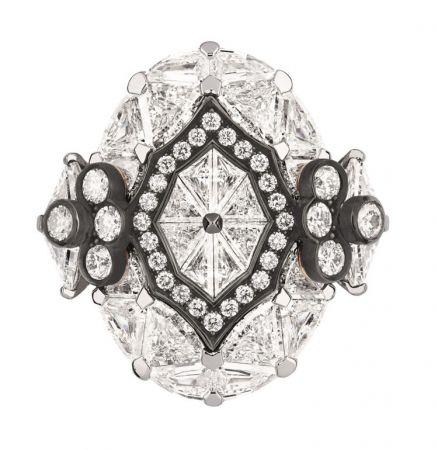 GALERIE DES GLACES 鑽石戒指