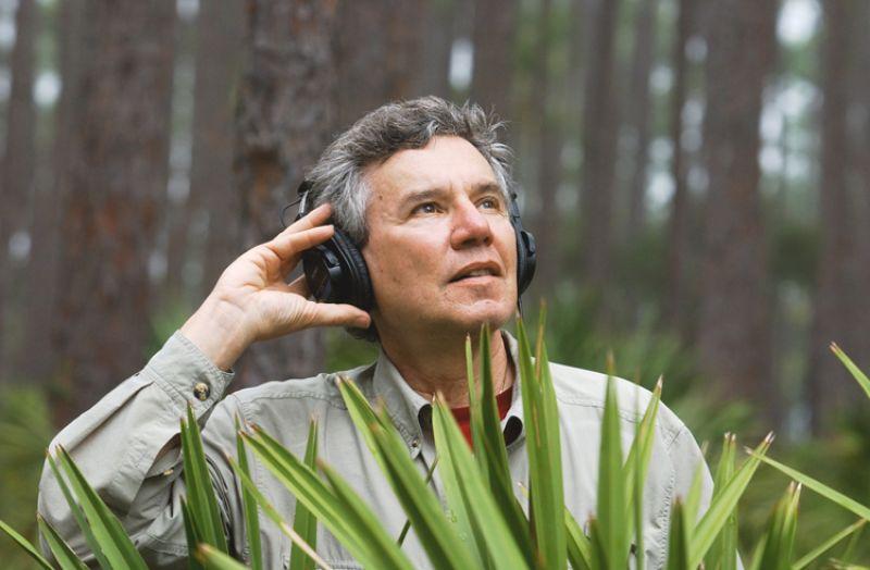 聲音藝術家 Bernie Krause