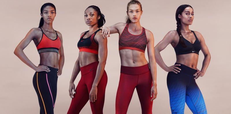 Nike推出全新Pro Bra運動內衣系列
