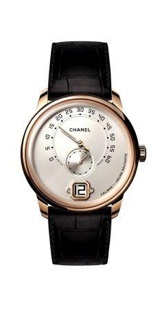 Monsieur de CHANEL 機械腕錶