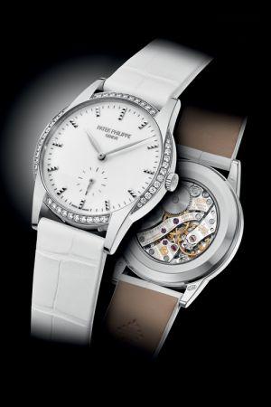 Calatrava 系列腕錶,Patek Philippe