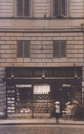 First FENDI store