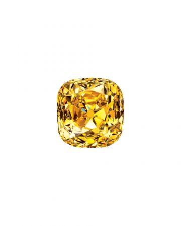 #Tiffany Diamond1878年,Tiffany 購入一顆重達287.41克拉的黃鑽,再花了七年的時間對其仔細研究,重新切割為128.54克拉、82個切割面的「Tiffany Diamond」,一直以來都是紐約總店的鎮店之寶,至今仍是歷史上最大、等級最高的黃鑽。