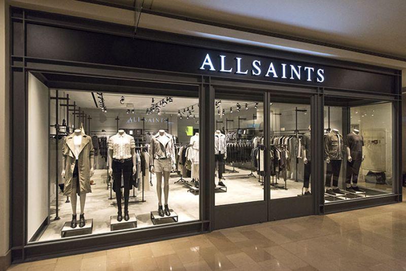 AllSaints台北101店