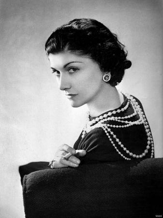 Chanel 香奈兒女士:「我選擇鑽石,是因為它們體積小,卻能展現最大價值!」