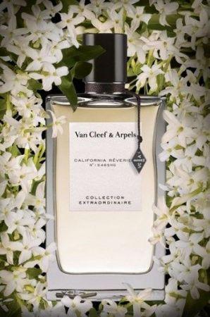 Van Cleef & Arpel非凡鈴蘭~華麗皇室的一抹清新