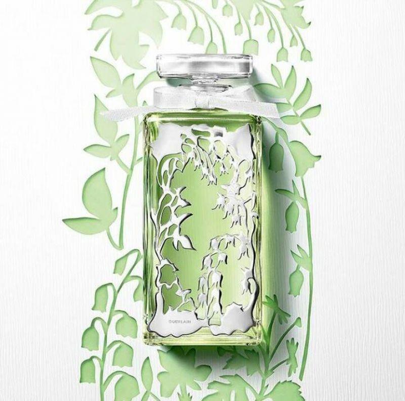 Guerlain年度限量鈴蘭香水~天使的純真朝氣