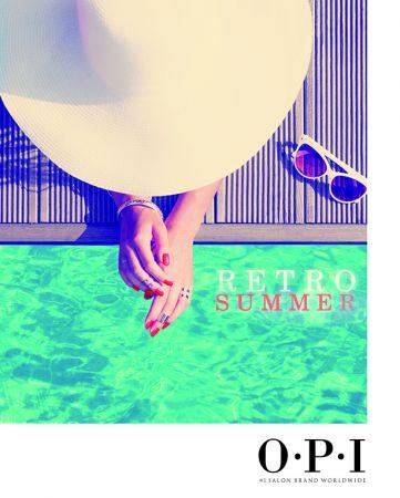 OPI 復古重返夏日系列