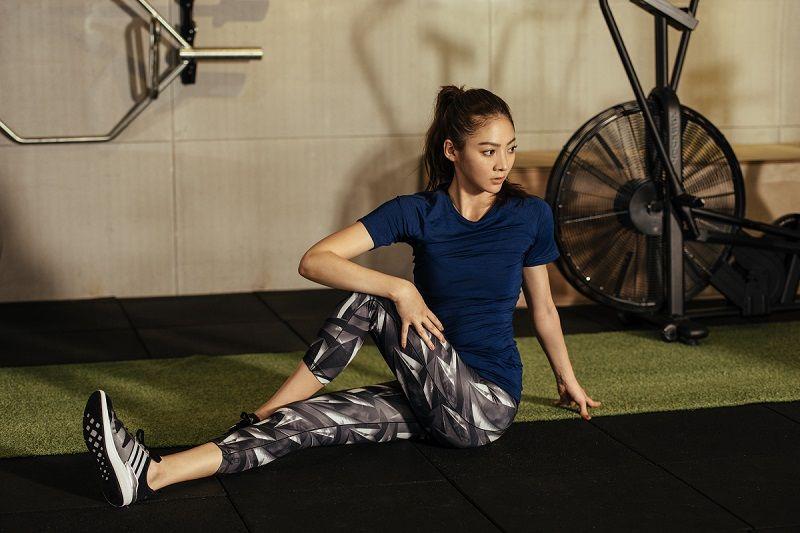 謝沛恩跳脫柔弱女子形象框架!靠運動強大身心正能量#由我創造