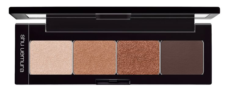 植村秀 裸色風尚眼彩盤-溫暖可可-暖色系 $2,200