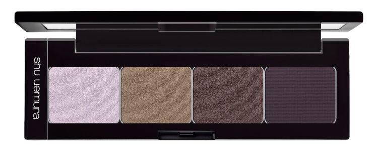 植村秀 裸風時尚眼彩盤-玫瑰粉紫-色系 限定色 $2,200
