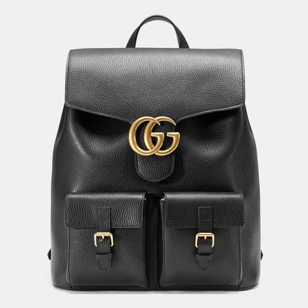 GG MARMONT雙G金屬釦飾後背包$79,900