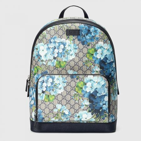 GG BLOOMS藍色花草印花後背包$41,100
