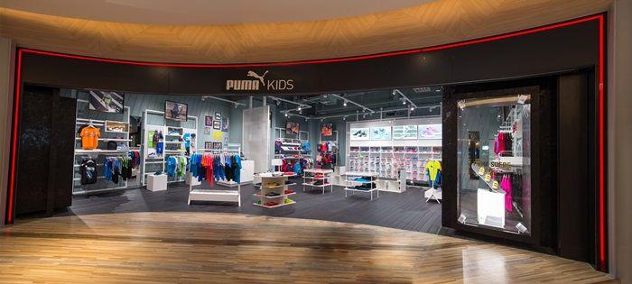 全台第一間兒童專屬PUMA KIDS旗艦館七月盛大開幕