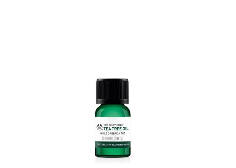 TOP3 - 茶樹精油   $480 10ml蘊含肯亞天然茶樹精油、檸檬茶樹精油、瓊崖海棠油,能溫和調理、深層淨化肌膚,對於問題肌膚具有極佳的淨化舒緩效果。