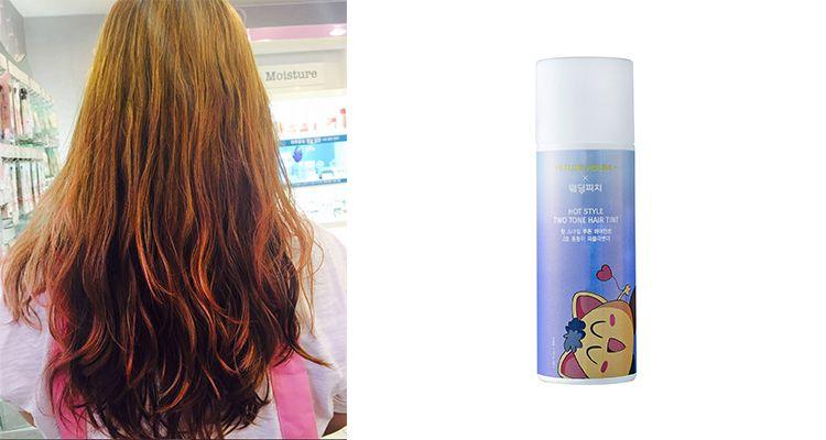 愛天使~新娘捧花魔髮噴霧,50ml/NT380共5色,快速方便改變頭髮顏色,創造出個人時尚魅力。