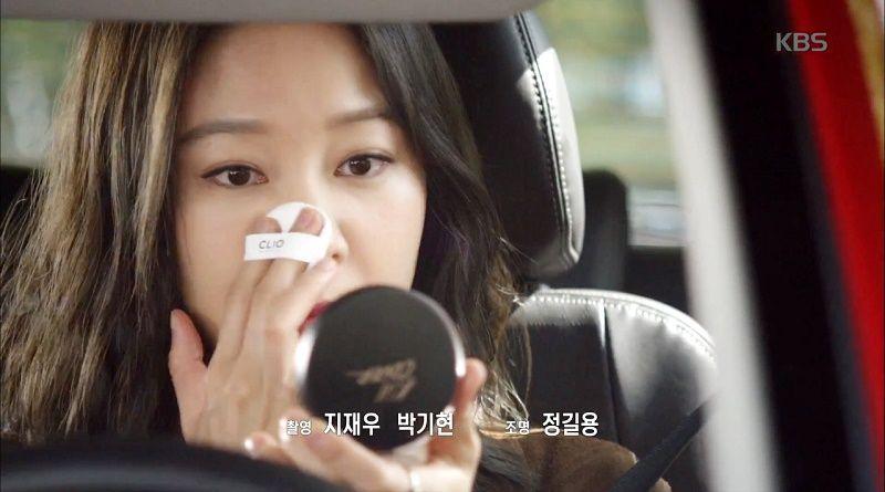 韓劇「製作人」中的孔孝真就是使用這款CLIO光感無瑕氣墊粉餅,打造出完美無瑕的上乘膚質。