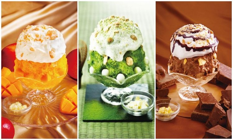 Top 2 Pablo強勢來台的超人氣起士蛋糕Pablo,最新推出夏季剉冰系列,結合Pablo最厲害的起士,激盪出剉冰全新風味!這碗抹茶白玉紅豆起司剉冰,日式風情的抹茶挫冰撒上爽脆的堅果,搭配Q彈的白玉,多重層次的口感,餘蘊無窮。另外還有愛文芒果剉冰和巧克力剉冰可以選擇,喜愛起士的你非吃不可!