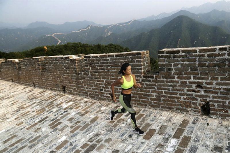 徐濠縈,馬拉松跑者