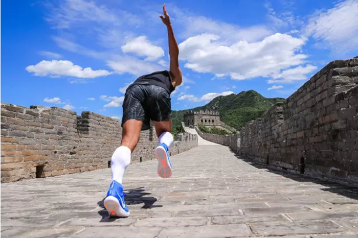 吳文騫,馬拉松跑者