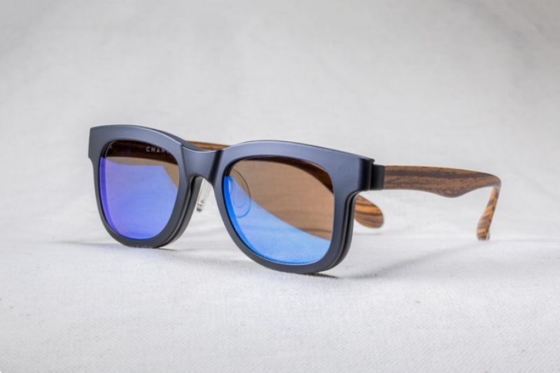 XLTt時尚機能眼鏡lucas款水銀墨鏡前掛