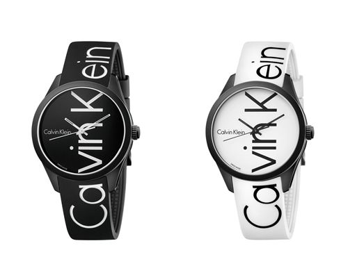 Color 炫彩系列腕錶,NT6,300 (單只),Calvin Klein