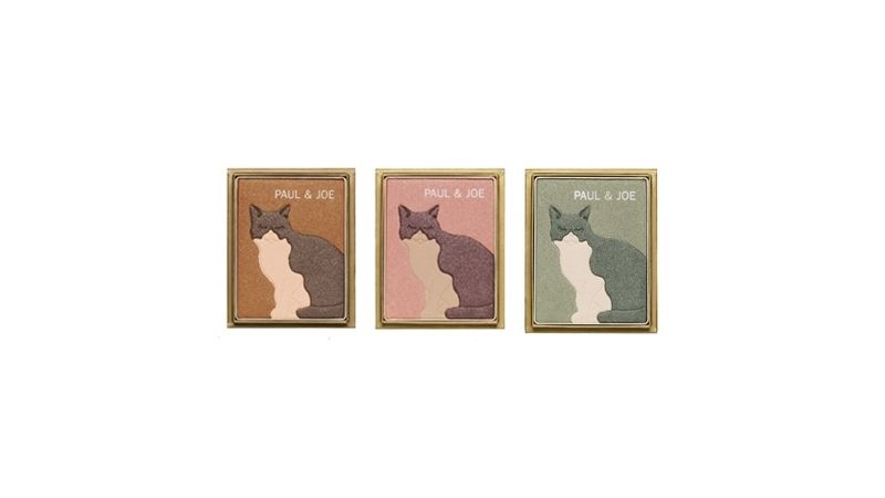 2012的「Sex-Kitten, Meow!貓貓眼彩盤」共有3款,分別是想裝扮出優雅女性的自然米棕(076優雅暹羅貓),適合甜美女孩的柔嫩粉紅(077甜美小貓咪),以及性感女人的煙燻綠(078迷濛慵懶貓),每一款都讓雙眸輕鬆化身甜美魅惑的貓眼感。12g,NT1,400。