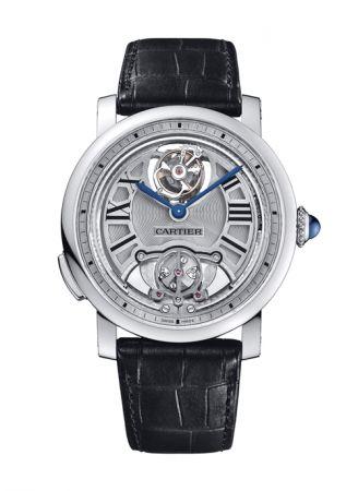 Cartier問錶