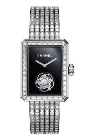 Chanel 陀飛輪珠寶錶