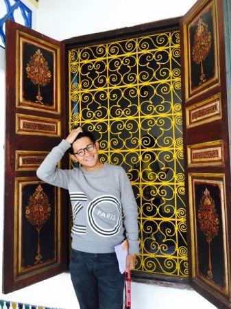 馬拉喀什的皇宮