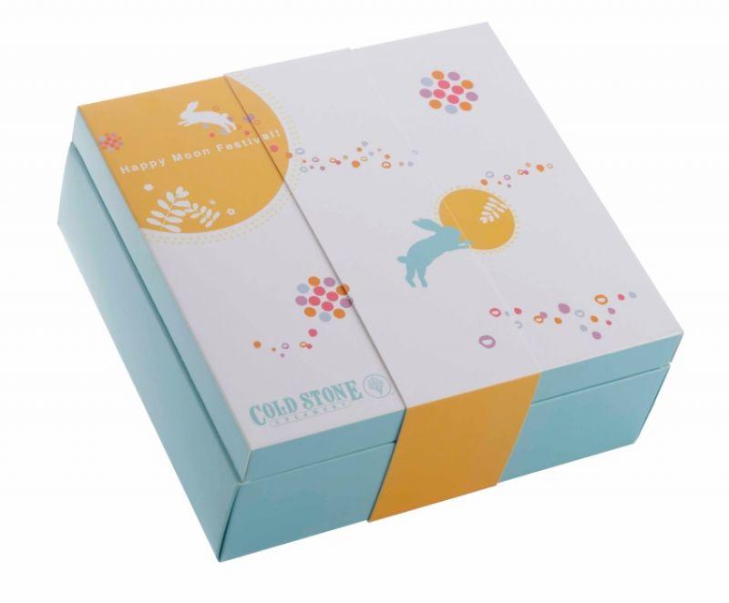 COLD STONE頂級「法式冰淇淋x乳酪球禮盒」