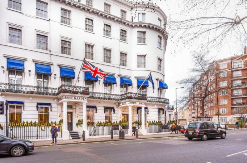 倫敦伊莉莎白飯店