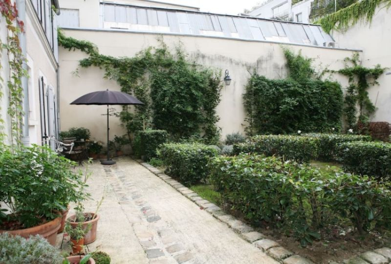 Charming house with garden Le Marai,每晚NT2,710。