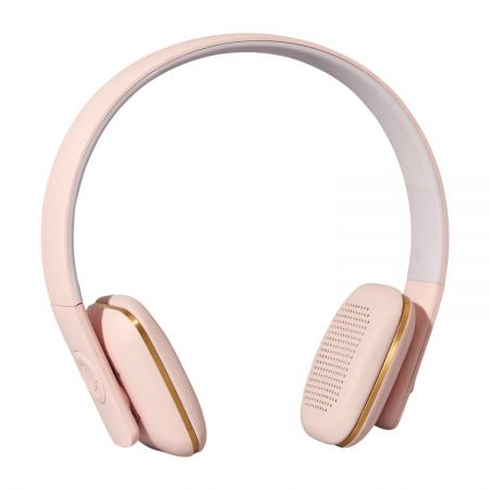 Kreafunk無線耳罩式耳機(淺粉),NT4,880