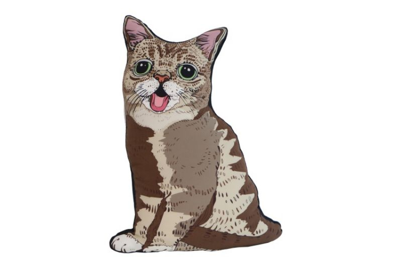 Silken Favor馬芬貓咪抱枕,NT7,080