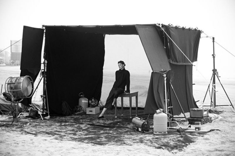 Giorgio Armani New Normal 2016-17 秋冬系列廣告