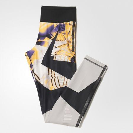 運用CLIMALITE 科技面料的緊身褲,可以迅速吸濕排汗,並且在運動時給予身體所需的支撐,同時修飾身體曲線,讓曲線更曼妙迷人。
