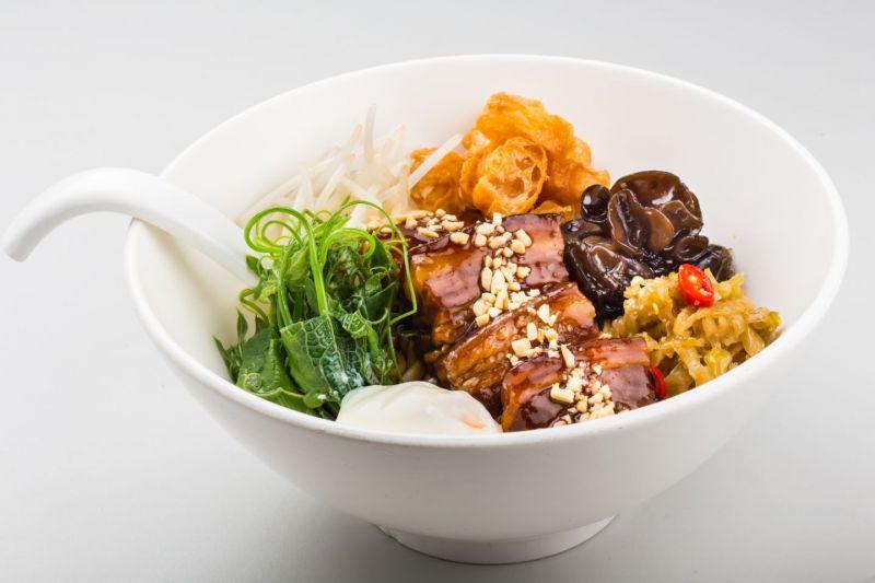 上海東坡肉沾麵