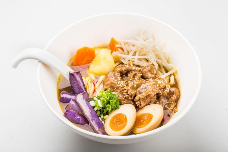 東京咖哩牛肉麵