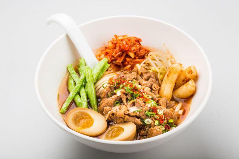 首爾泡菜牛肉麵