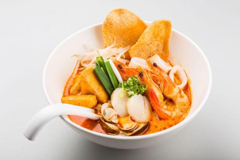 新加坡叻沙海鮮麵