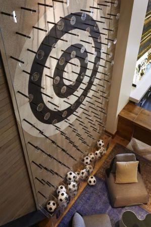 NO3.遊戲區大廳-舊金山澤塔飯店,4星級