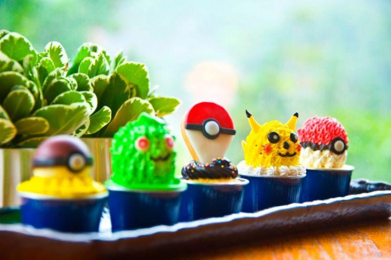 衛斯理西餐廳寶可夢甜點