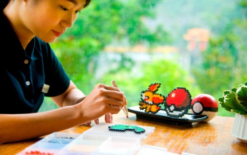 寶可夢彩虹豆DIY