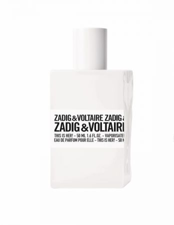 ZADIG&VOLTAIRE搖滾戀人THIS IS HER! 50ml NT2400