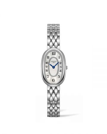 浪琴表圓舞曲系列腕錶(L2.305.4.83.6),建議售價NT$51,900