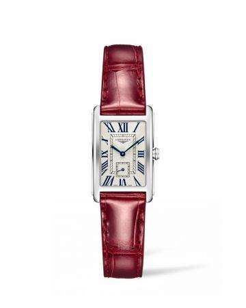 浪琴表新多情系列腕錶(L5.255.4.71.5),建議售價NTD41,500
