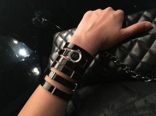 J12∙XS 黑色手鐲腕錶_大型款